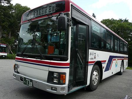 会津バス 1