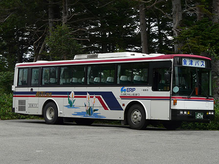 会津バス 2