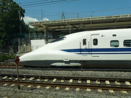 熱海駅 新幹線 1