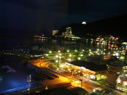 熱海 夜景 1