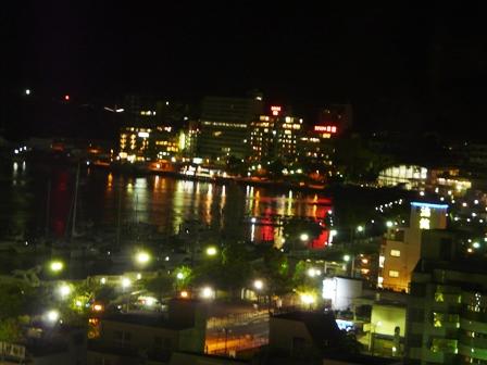 熱海 夜景 2