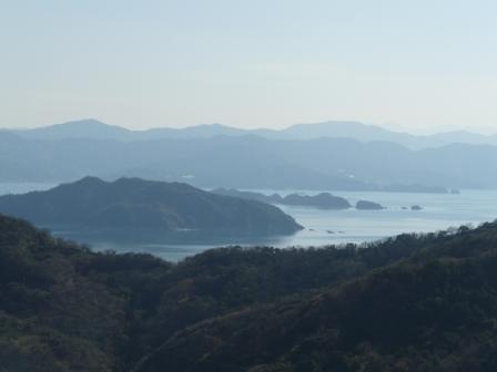 道の駅・伊方きらら館 からの眺望 7