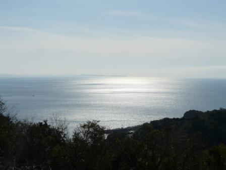 佐田岬半島 権現山展望台とその付近からの眺望 1