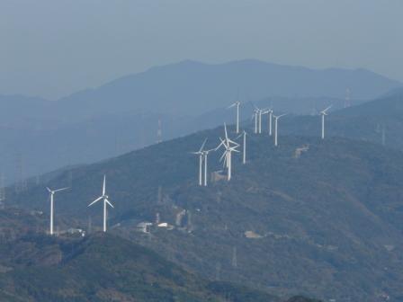 佐田岬半島 権現山展望台とその付近からの眺望 4