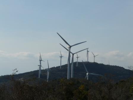 佐田岬半島 権現山展望台とその付近からの眺望 5