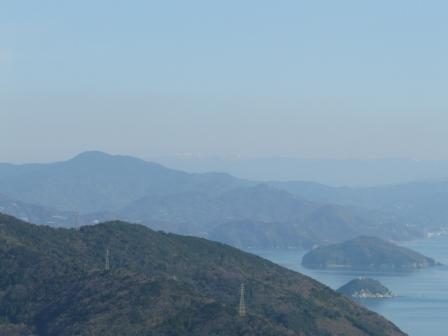 佐田岬半島 権現山展望台とその付近からの眺望 7
