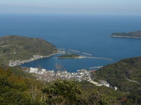 佐田岬半島 権現山展望台とその付近からの眺望 10