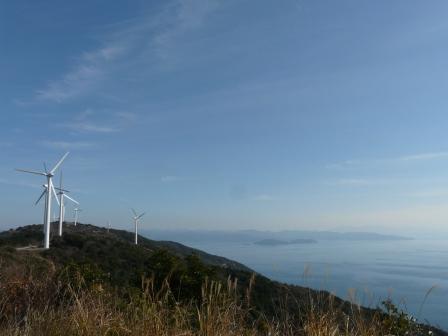 佐田岬半島 権現山展望台とその付近からの眺望 9