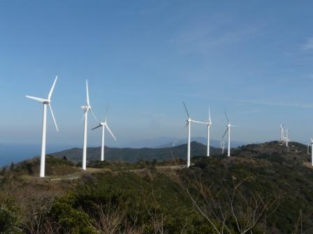 佐田岬半島 権現山展望台とその付近からの眺望 12
