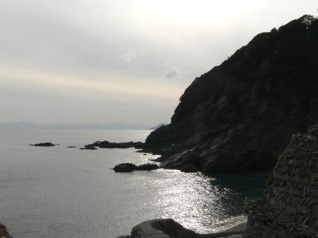 佐田岬灯台付近 眺望 2