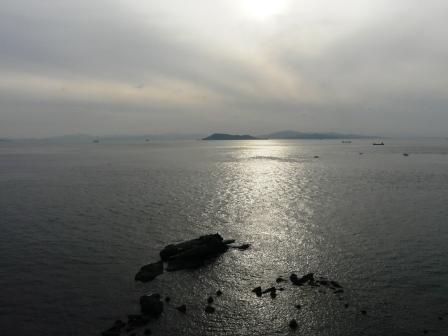 佐田岬灯台からの眺望 1
