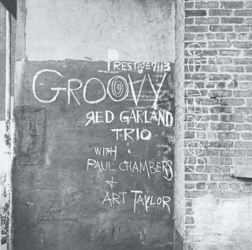 Groovy Red Garland