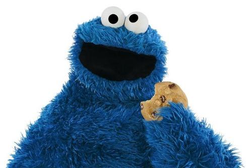 クッキーモンスターの本名にびっくり