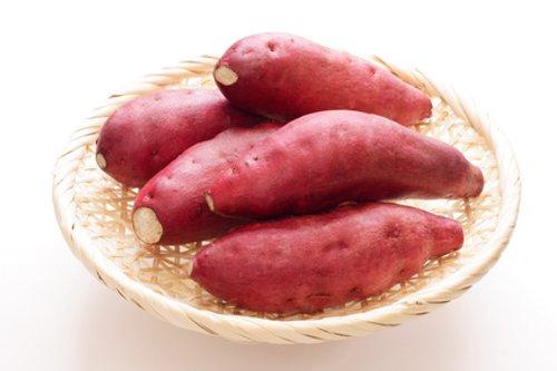 サツマイモには若返り成分がたっぷり?
