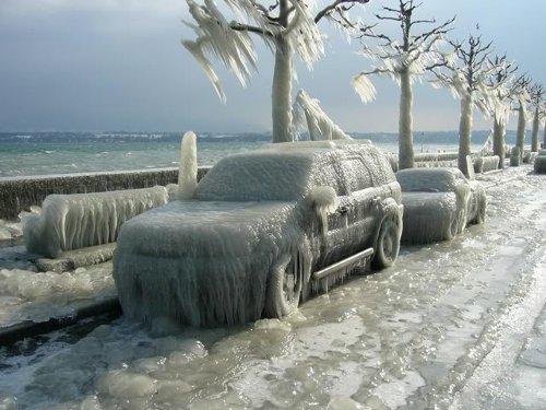 人が住む場所で世界で最も寒い場所ってどこ?