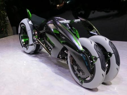 2013東京モーターショー バイク 3