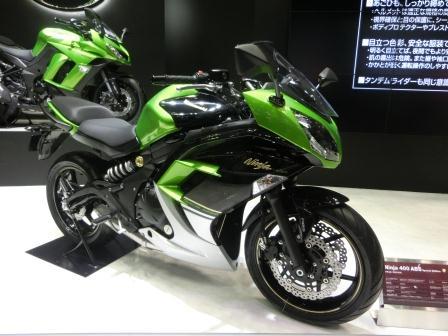 2013東京モーターショー バイク 4