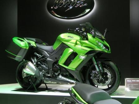 2013東京モーターショー バイク 5