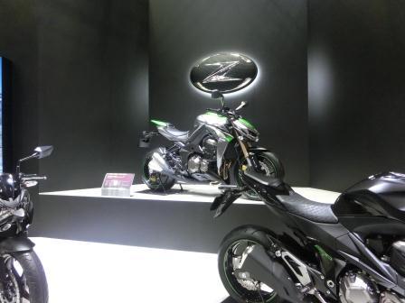 2013東京モーターショー バイク 6