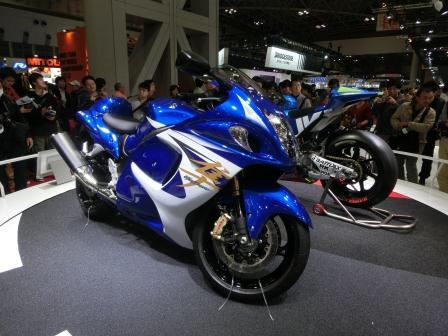2013東京モーターショー バイク 9