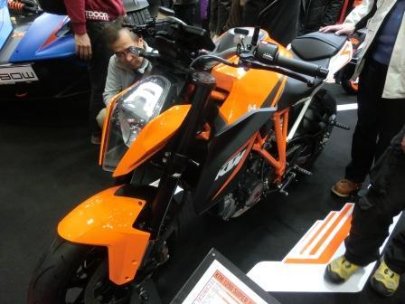 2013東京モーターショー バイク 11