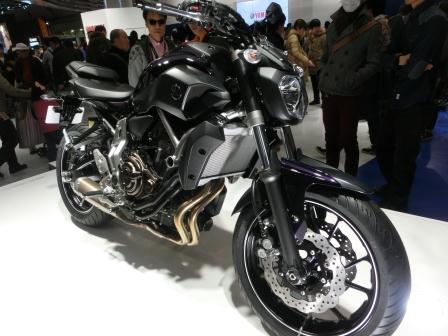 2013東京モーターショー バイク 22