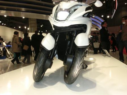 2013東京モーターショー バイク 24