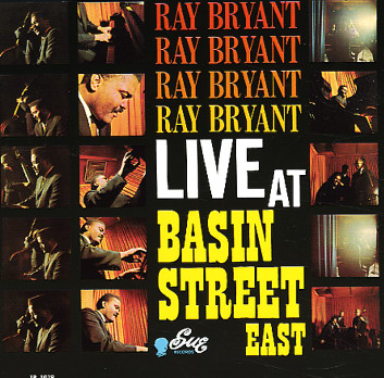 Ray Bryant Live At Basin Street East Sue 1019