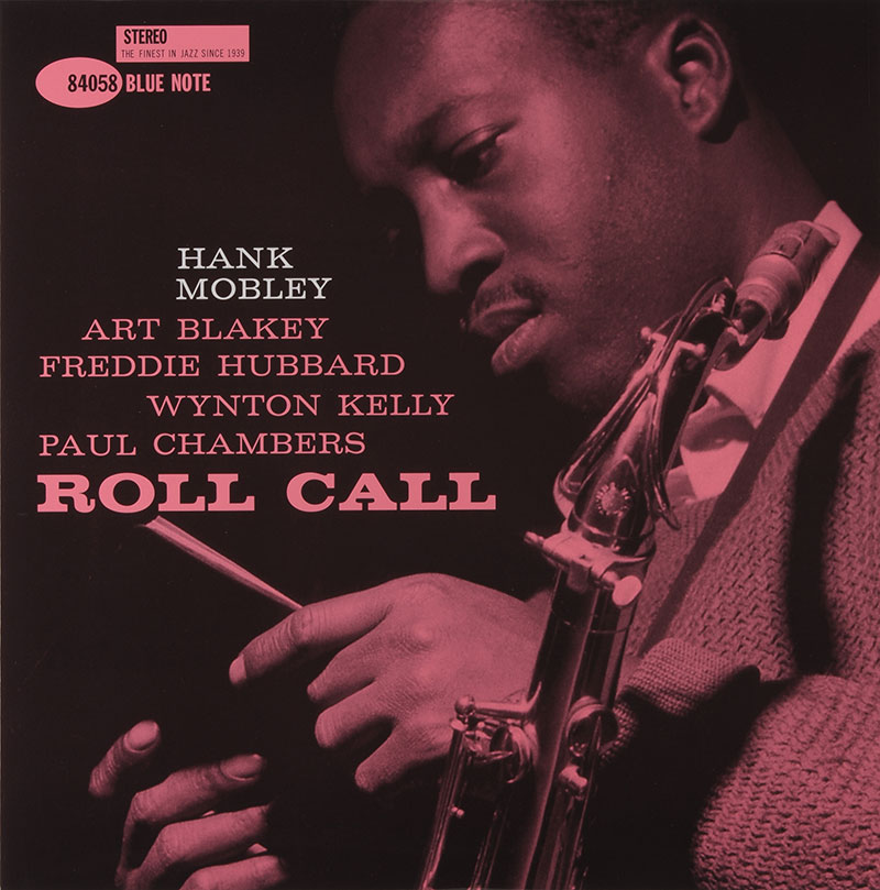 Hank Mobley Roll Call Blue Note BST 84058