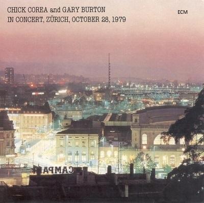 Chick Corea Gary Burton In Concert ECM
