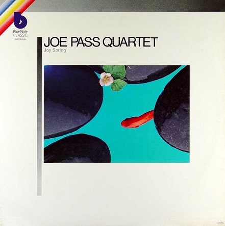 Joe Pas Joy Spring Blue Note LT-1103