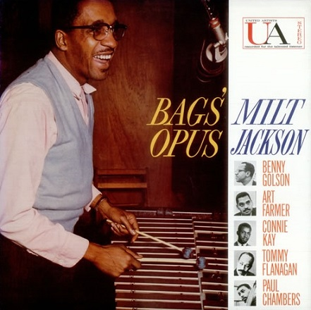 Milt Jackson Bags Opus United Artists UAS 5022