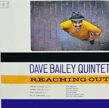 Dave Bailey Reaching Out