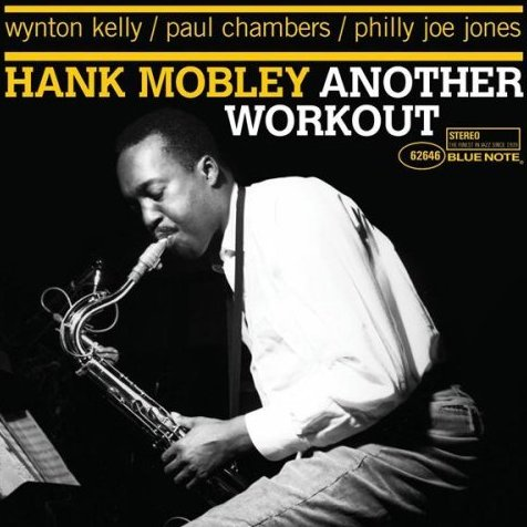 Hank Mobley Another Workout Blue Note 62646