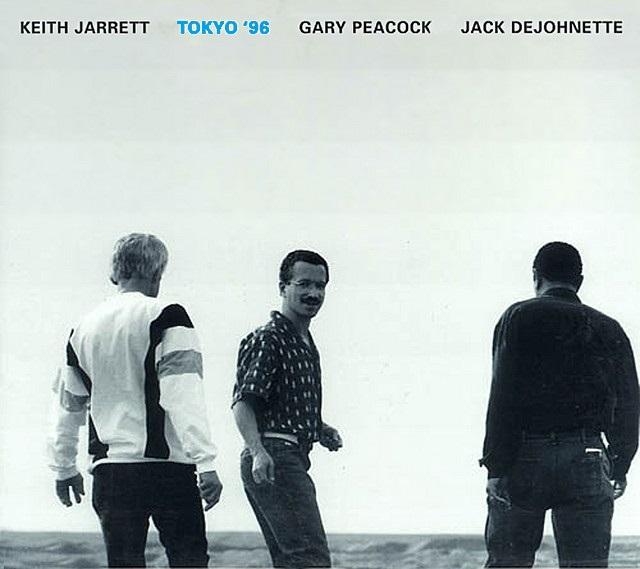 Keith Jarrett Tokyo 96 ECM 1666