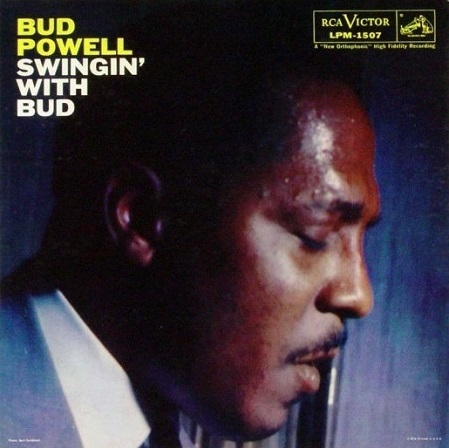 Bud Powell Swingin With Bud RCA Victor LPM-1507