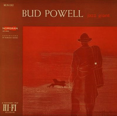 Bud Powell Jazz Giant Norgran MGN-1063