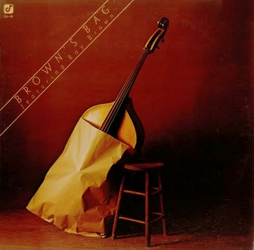 Ray Brown Browns Bag Concord Jazz CJ-19