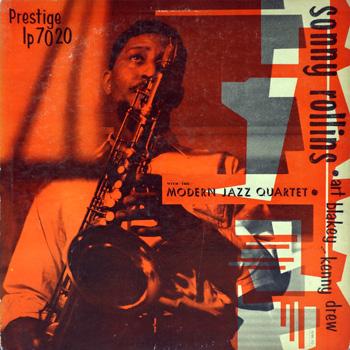 Sonny Rollins Prestige PRLP 7020(7029)