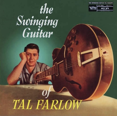 The Swinging Guitar Of Tal Farlow Verve MG V-8201