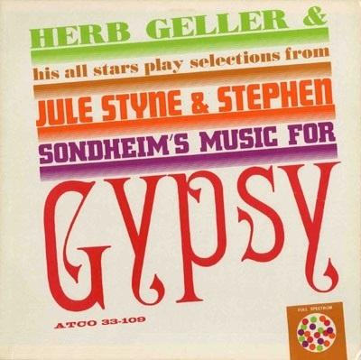 Herb Geller Gypsy Atco SD 33-109