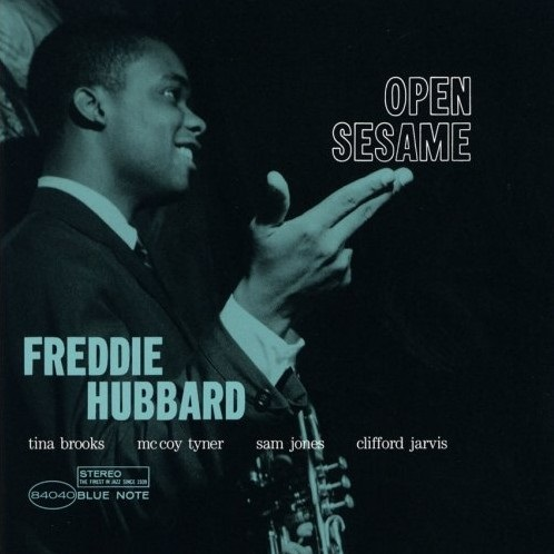 Freddie Hubbard Open Sesame Blue Note BST 84040