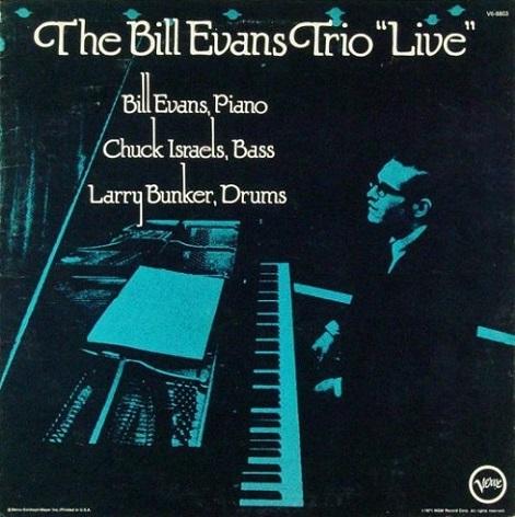 Bill Evans Live Verve V6-8803