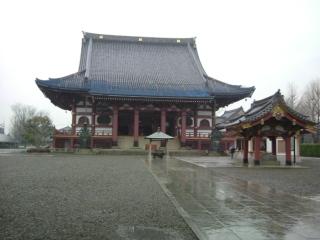 本門寺大堂