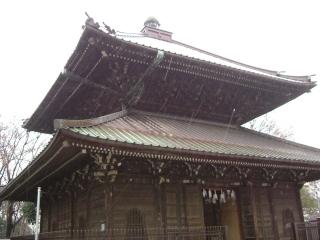 本門寺経蔵