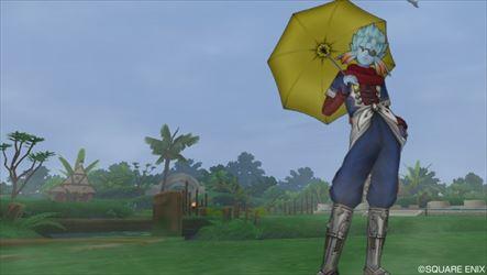 黄色い傘_R