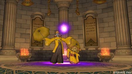 ダーマ神殿 儀式の間_R