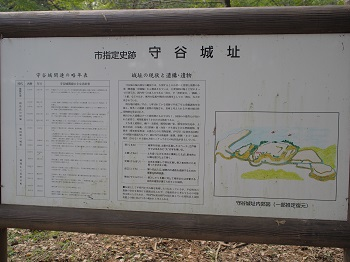 守谷城址公園12