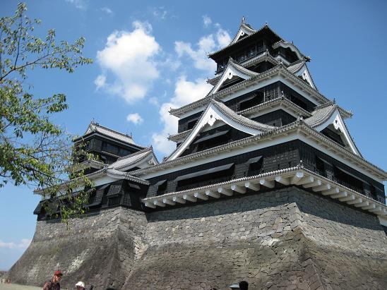 熊本旅行:熊本城