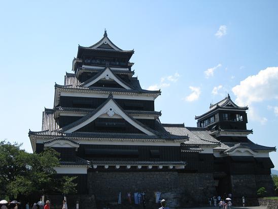 熊本旅行:熊本城②